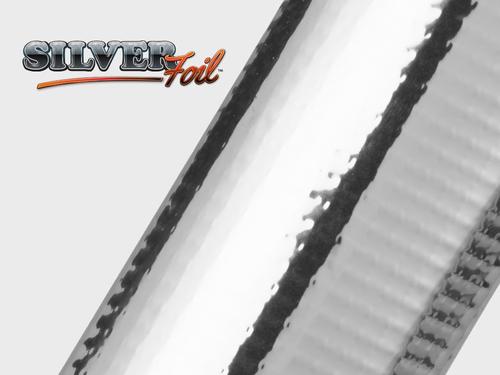 Feuille Réfléchissante - Silver Reflective Foil